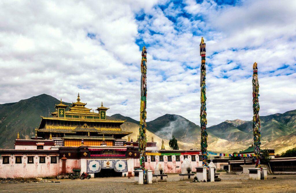 monastère Samye