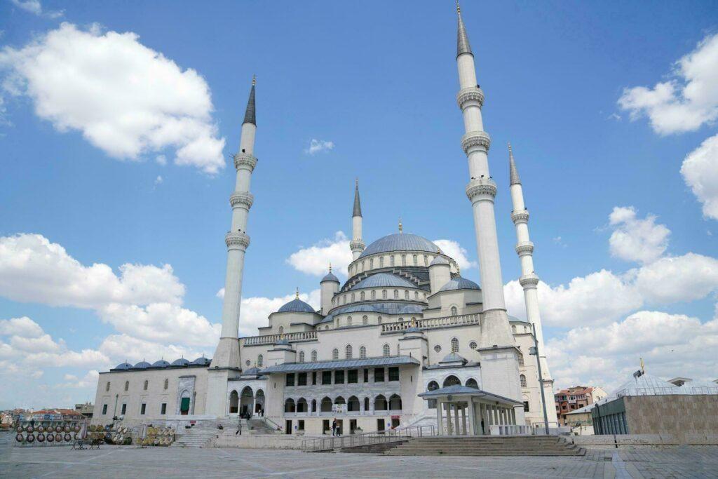 mosquée Kocatepe