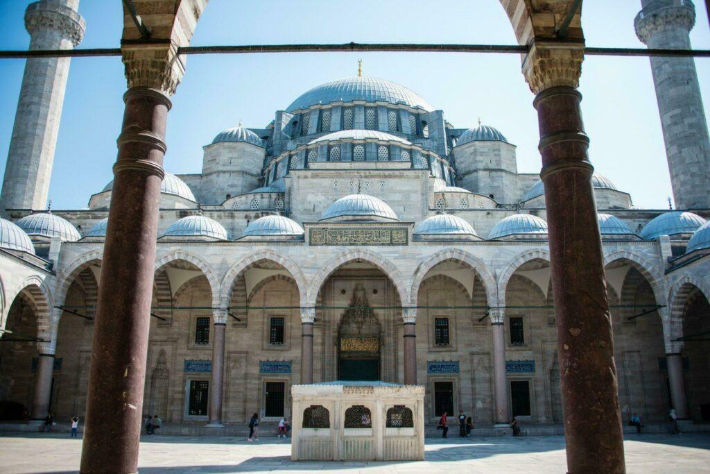 mosquée Suleymaniye