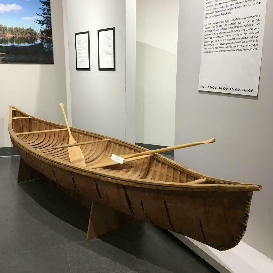 musée amérindien