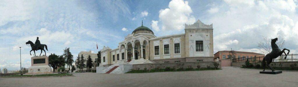 musée Ethnographique d'Ankara