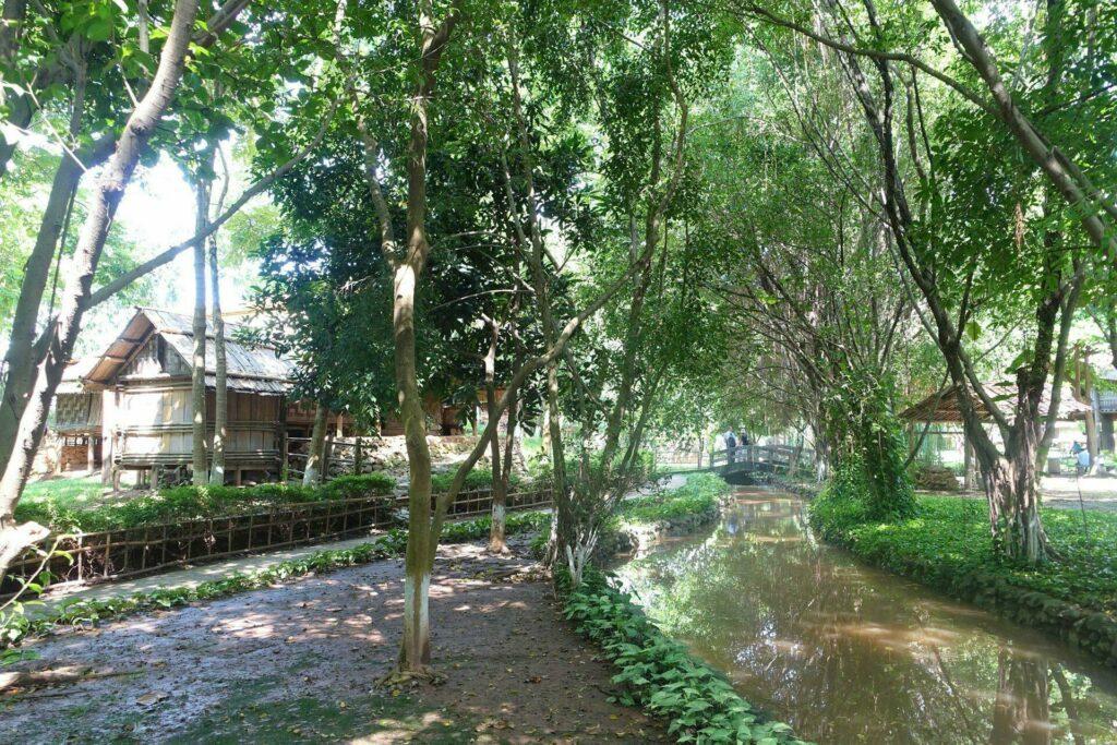 musée ethnologie Hanoï