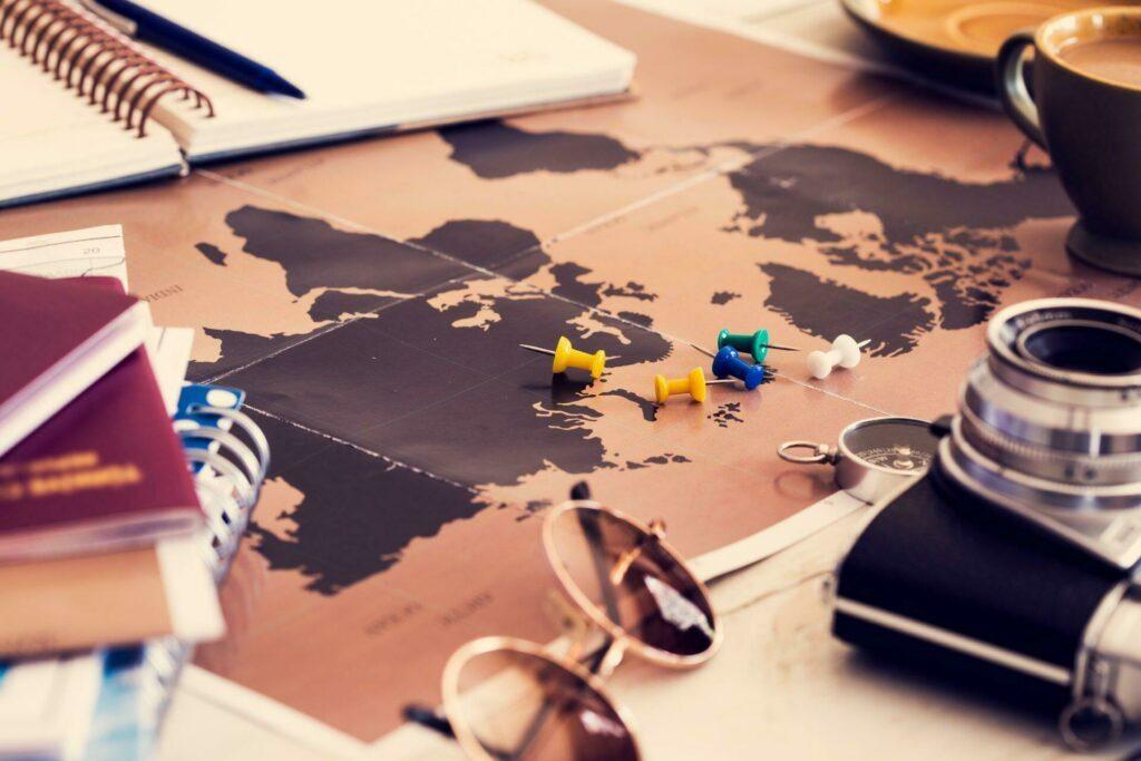 planifier son voyage