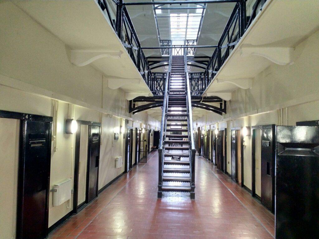 prison Crumlin Road