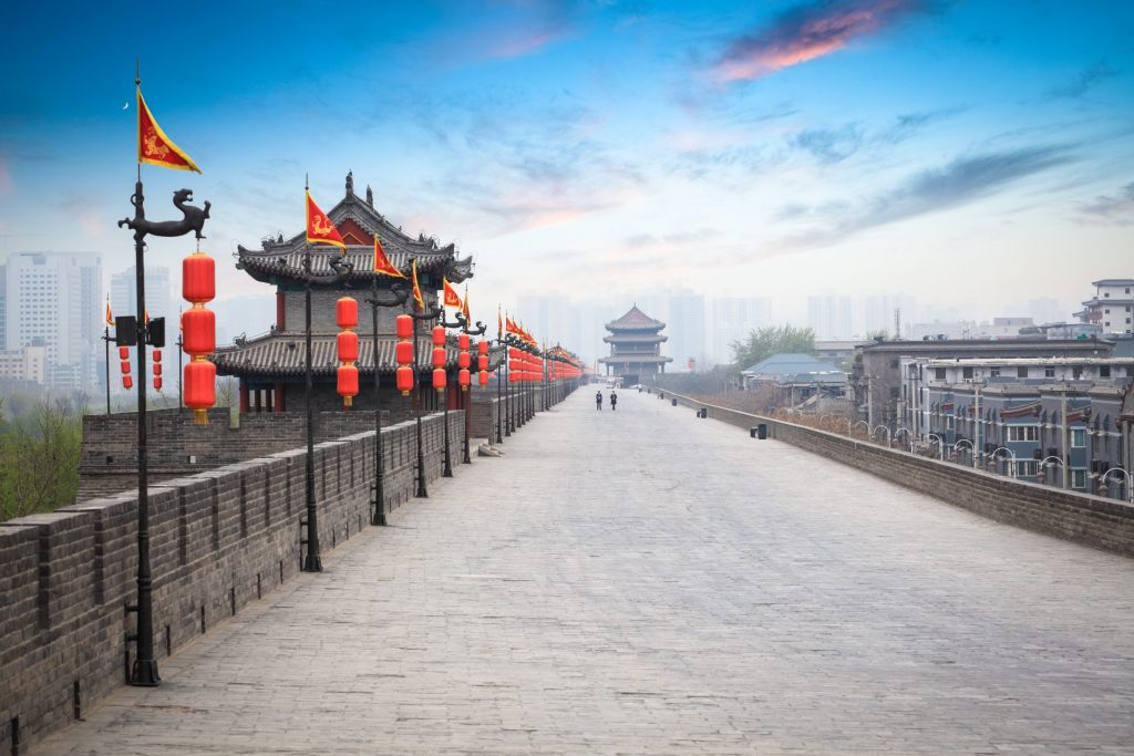 remparts Xi'an