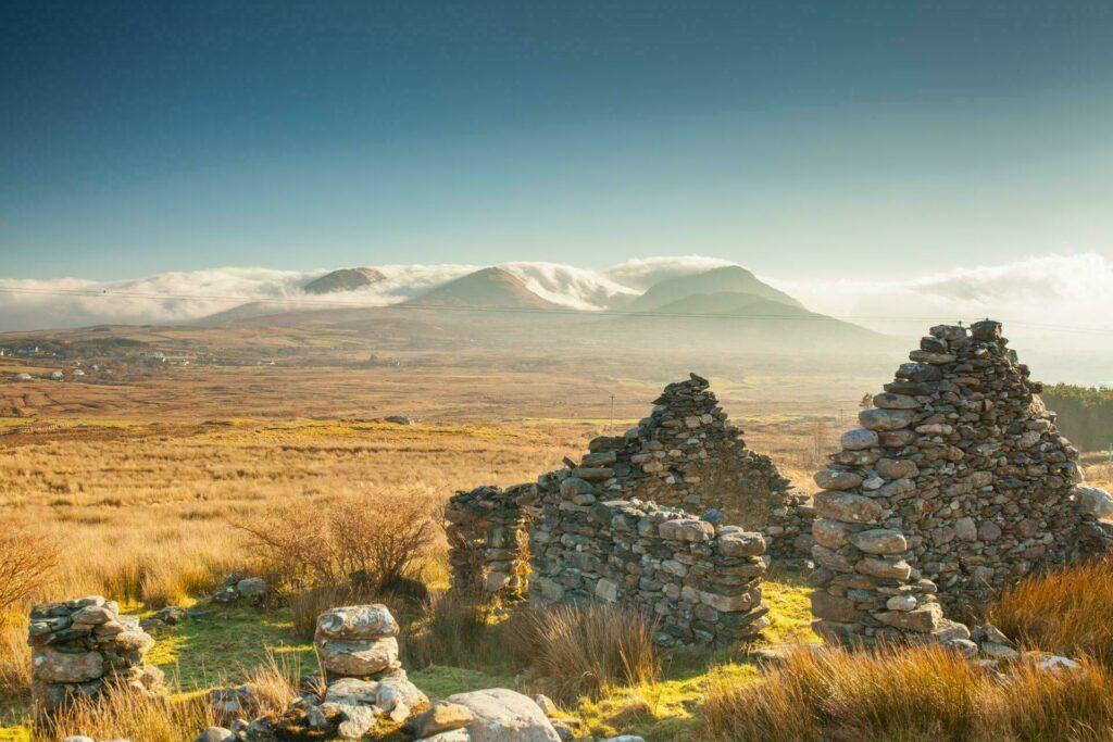 ruine Connemara