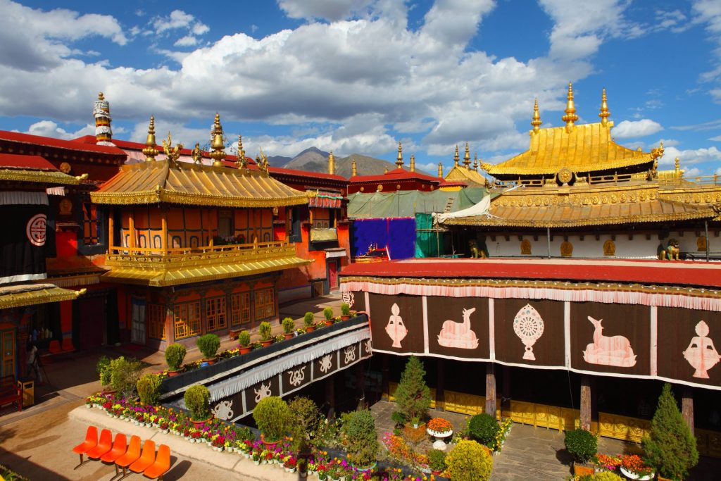 temple Jokhang