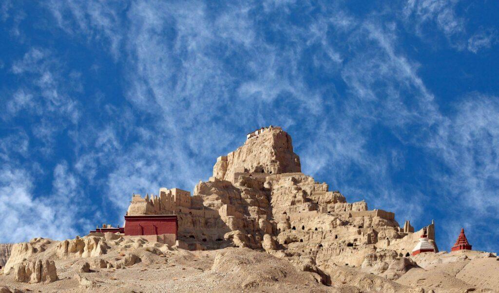 Tsaparang Tibet