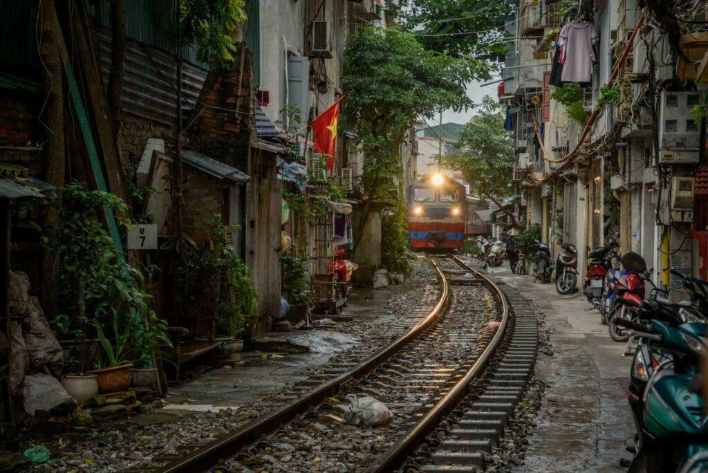 vieille ville Hanoï