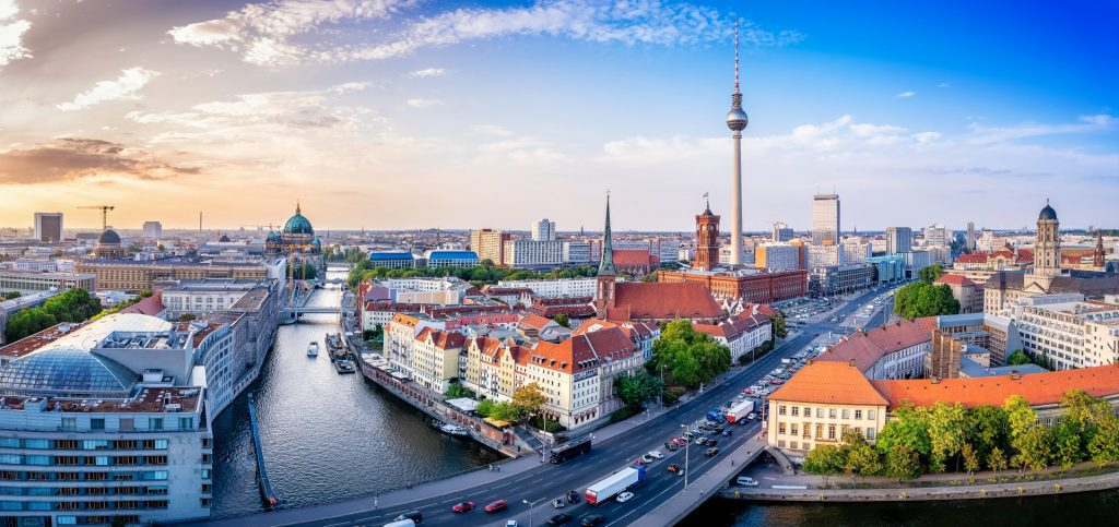 Berlin centre
