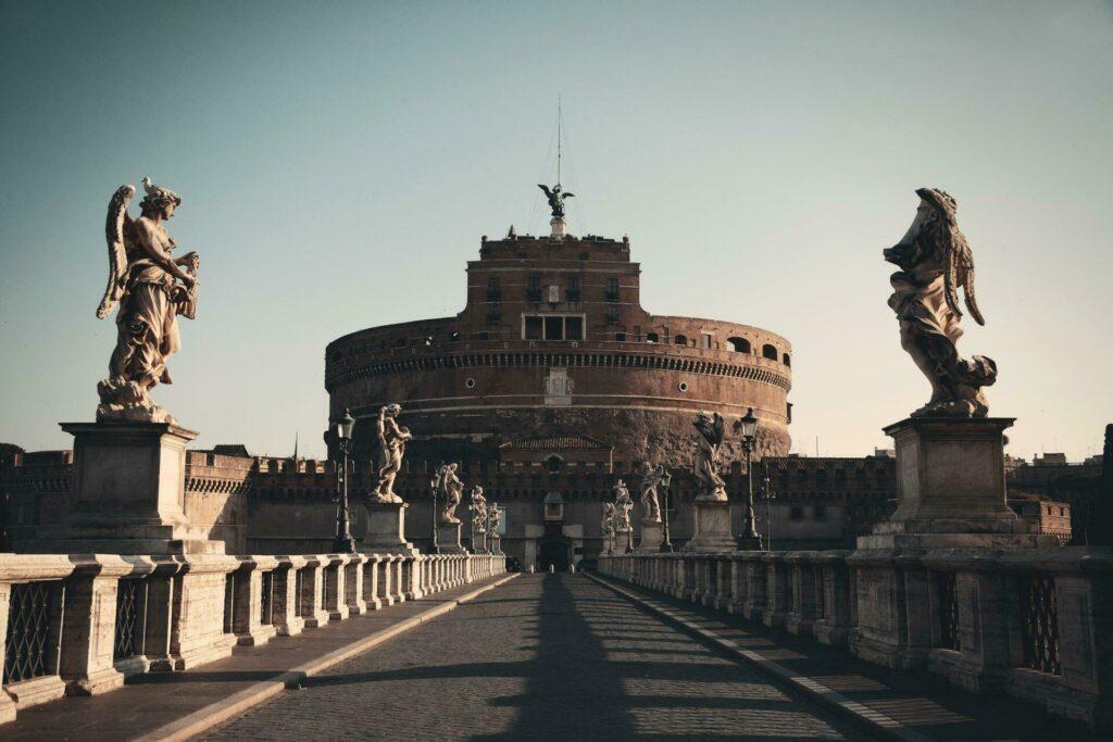 castel Sant-angelo Rome