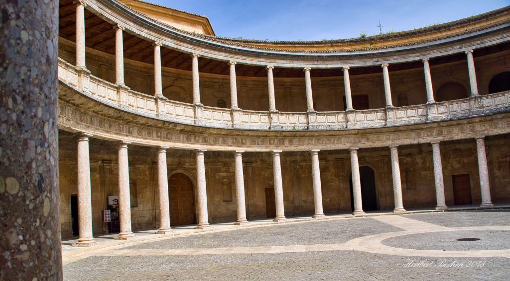 Espagne culture Alhambra