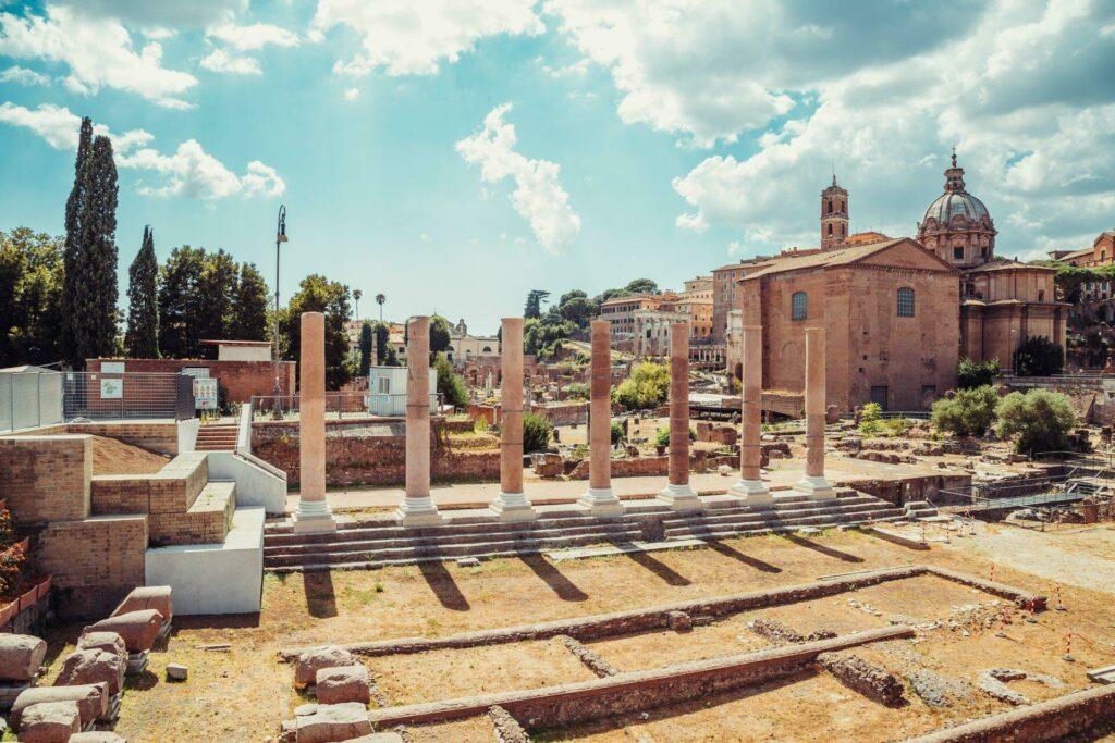 forums romains Rome