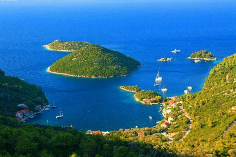 îles de Croatie