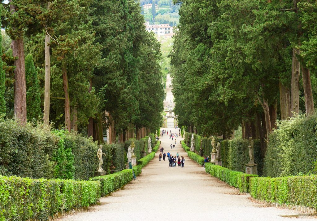 jardin Boboli