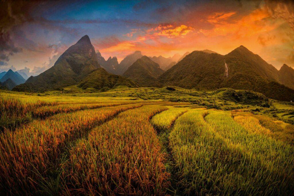 Mont Fansipan Vietnam