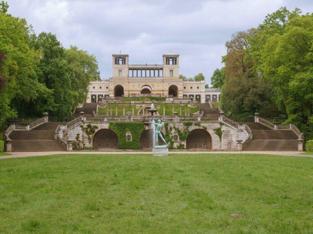 parc Sanssouci Berlin