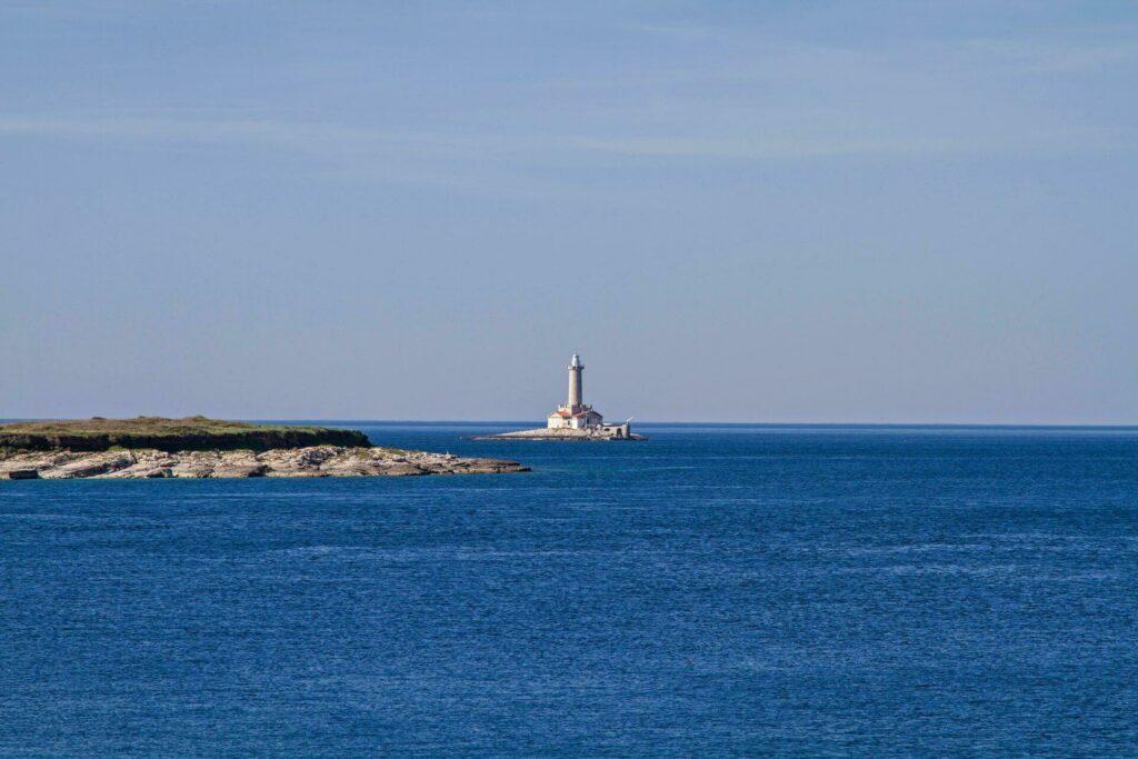 phare île Porer