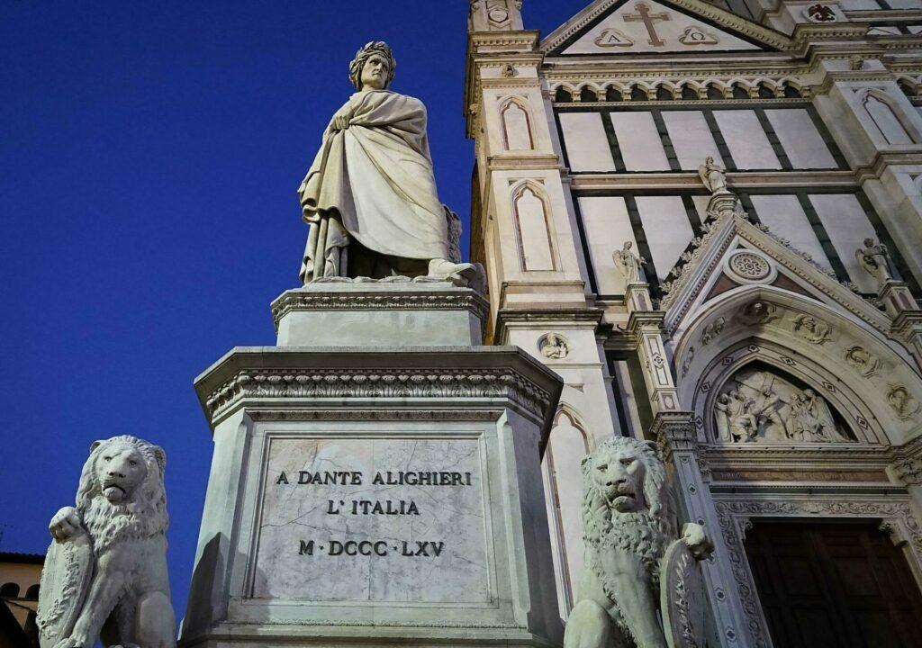 place Santa Croce Florence