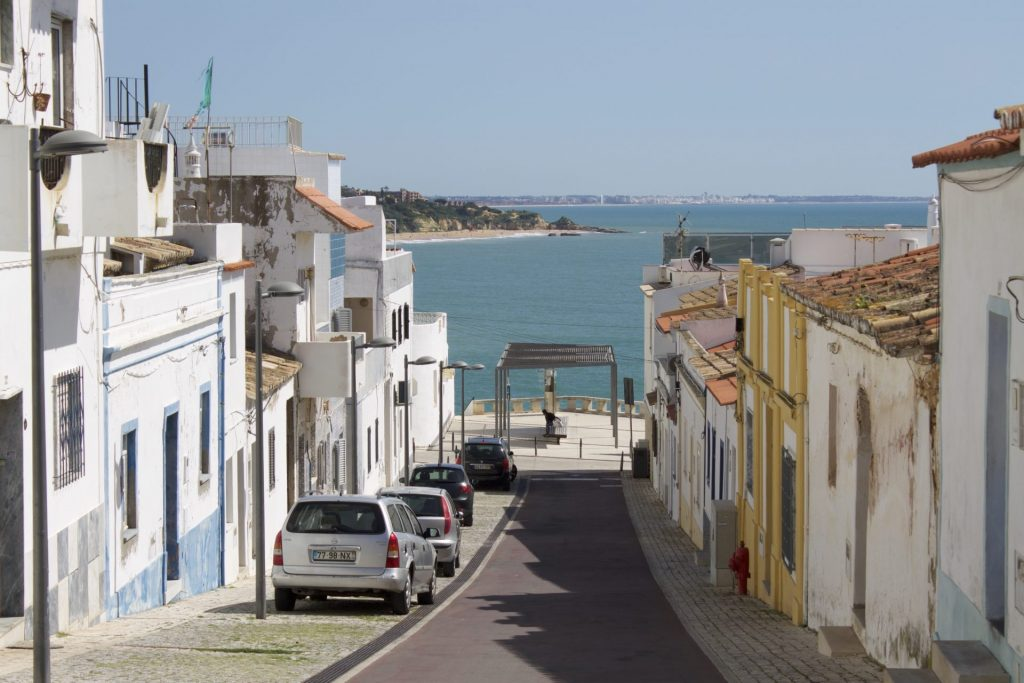Portugal climat Albufeira