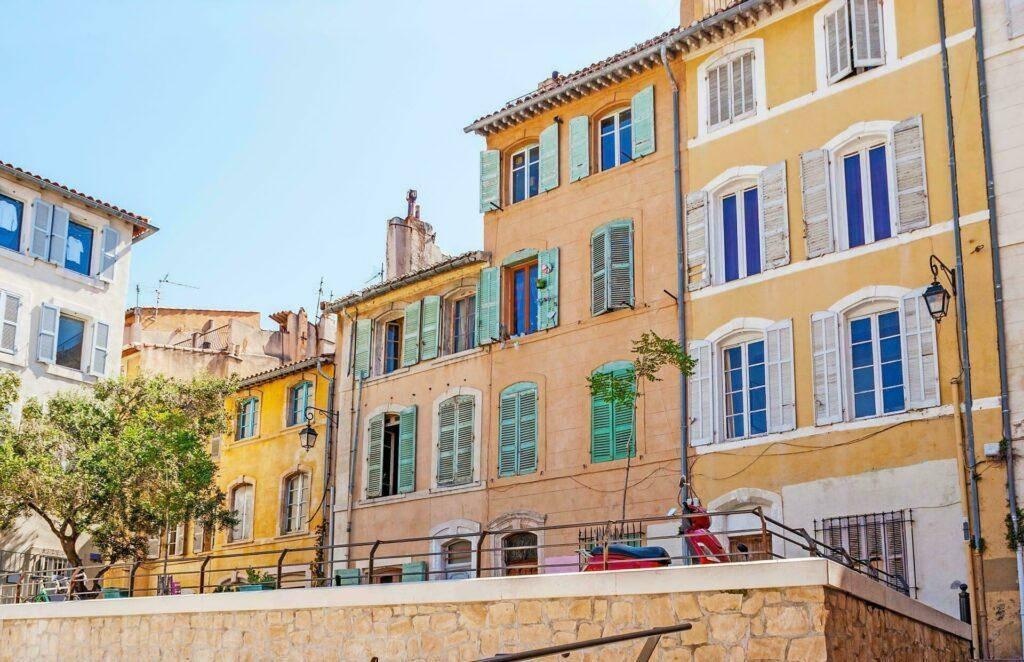 quartier Panier Marseille