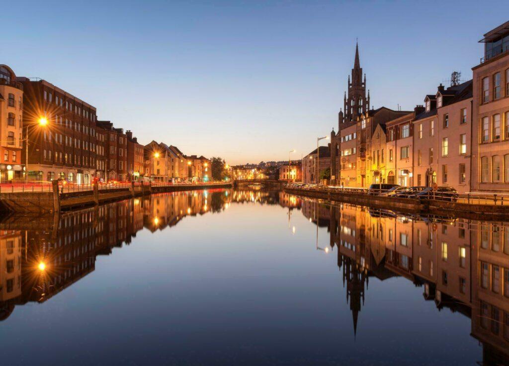 rivière Lee Cork