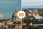 Rome ou Florence