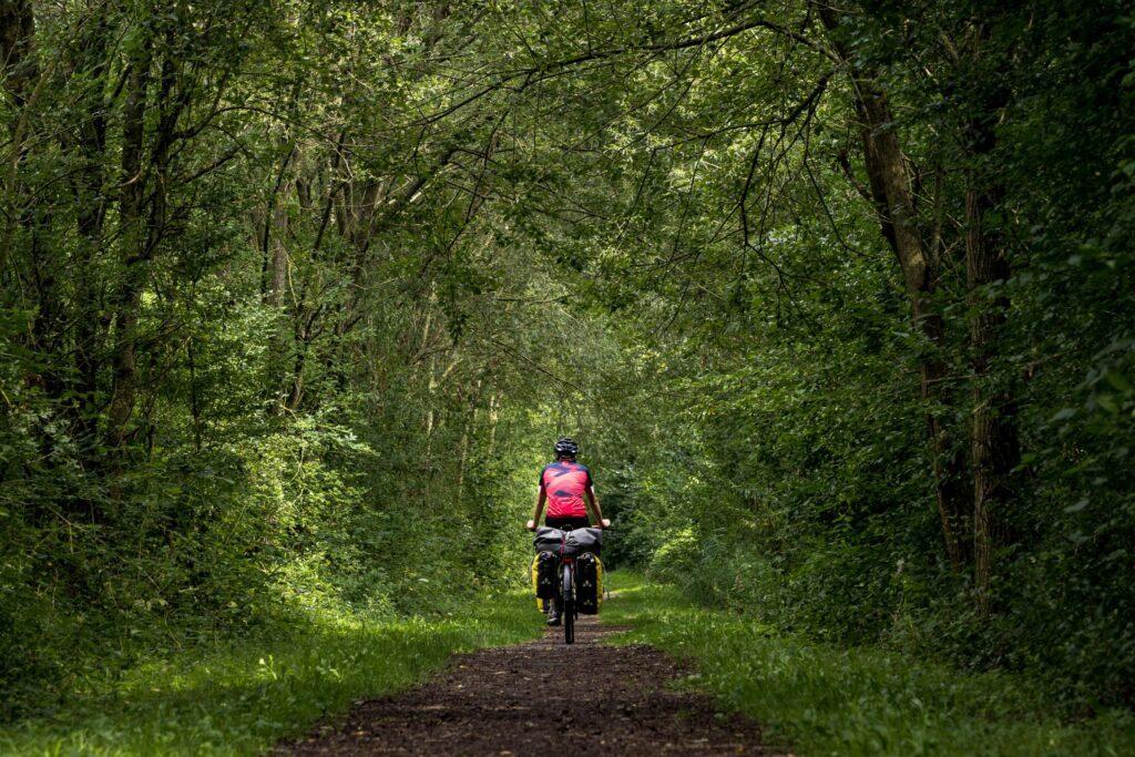 Visiter l'Avesnois à vélo