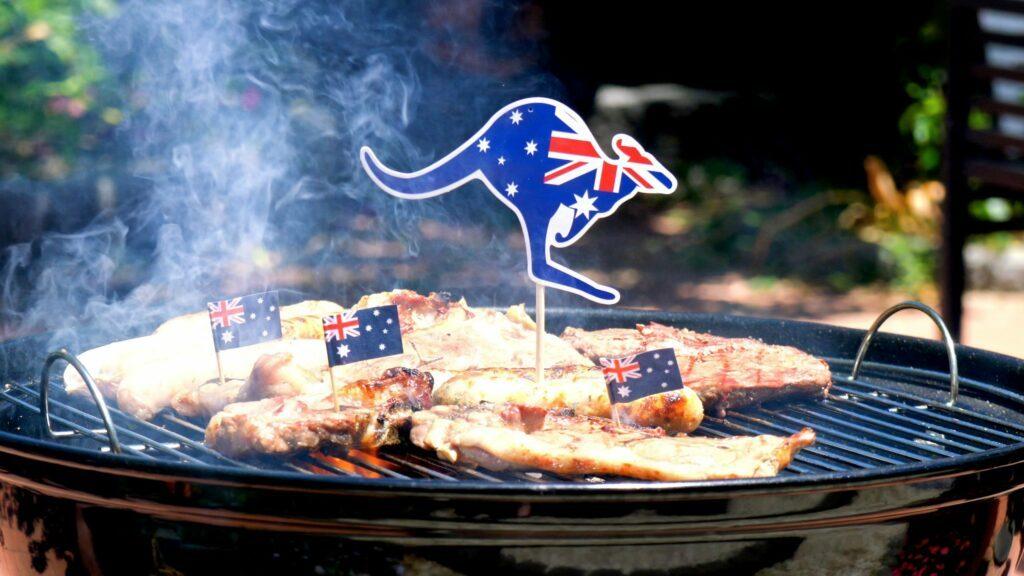barbecue australien