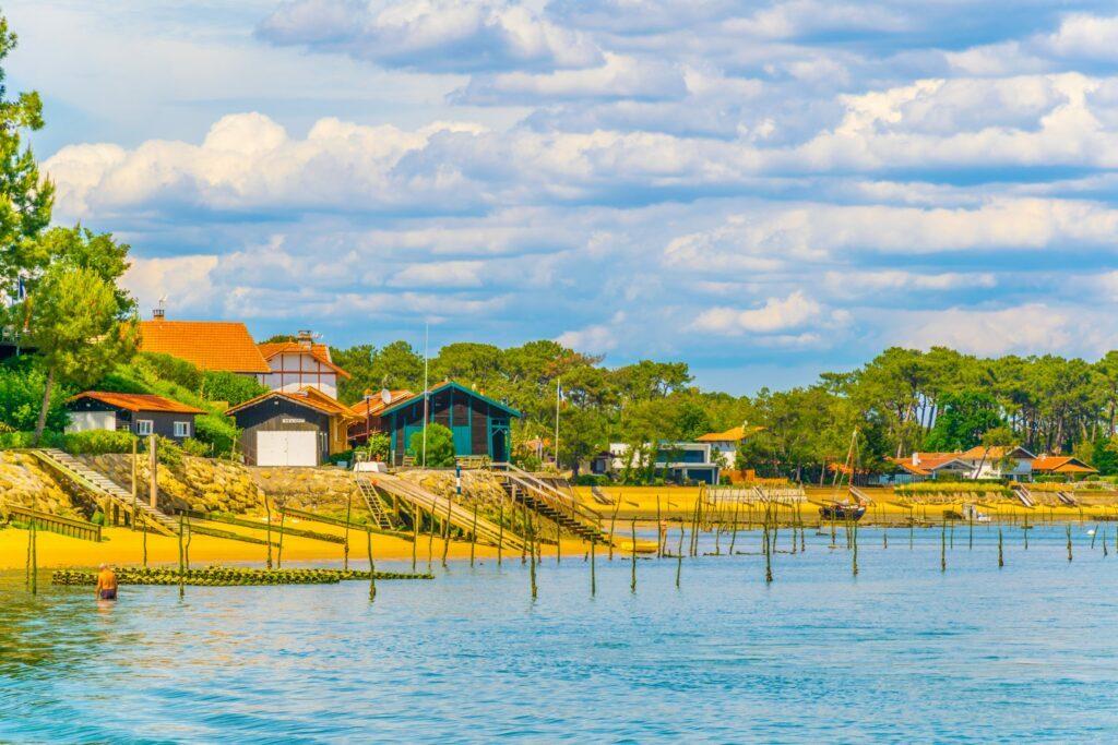 Bassin Arcachon autour de bordeaux