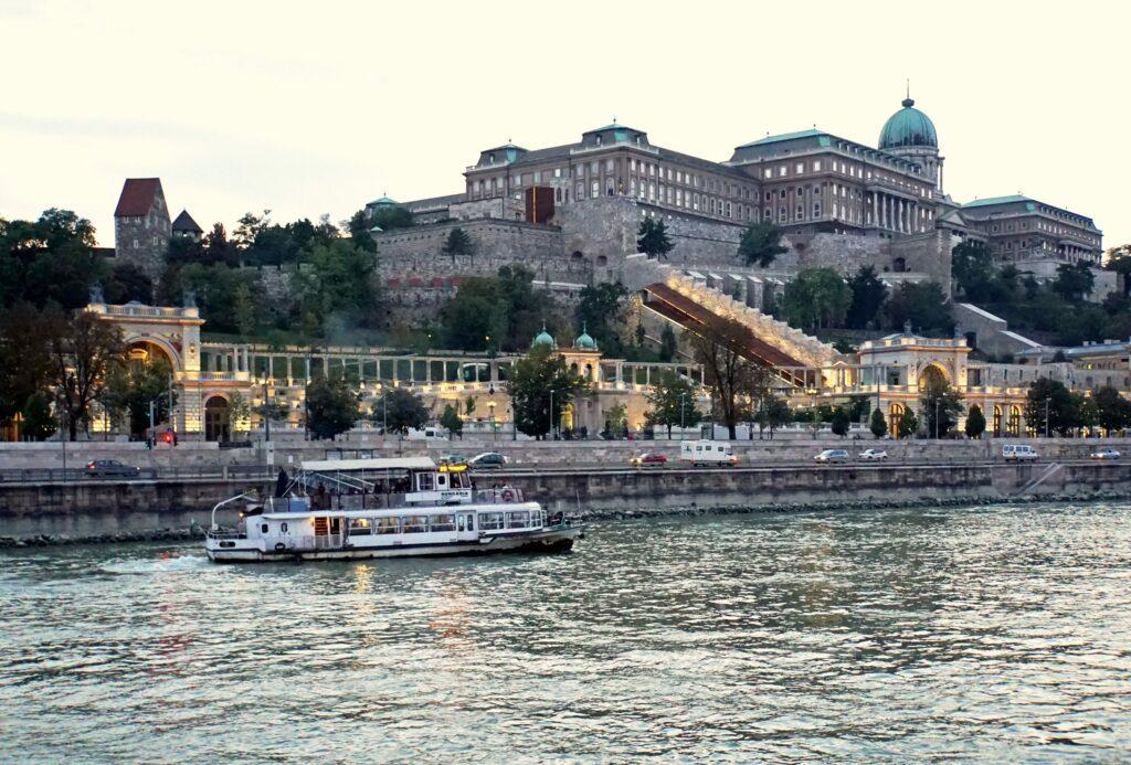Budapest, Château de Buda