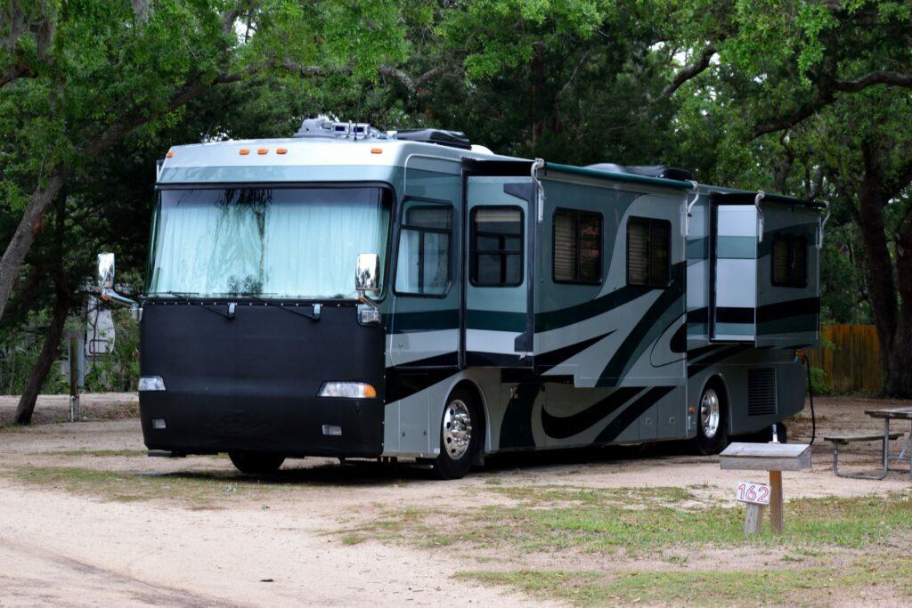 Camping car et consommation d'essence
