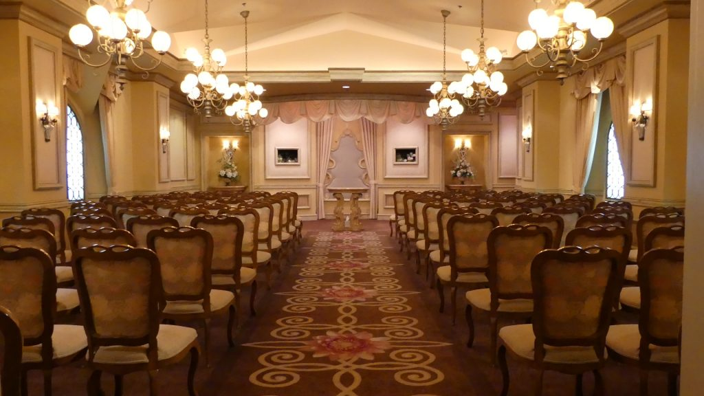 chapelle de mariage à Las Vegas