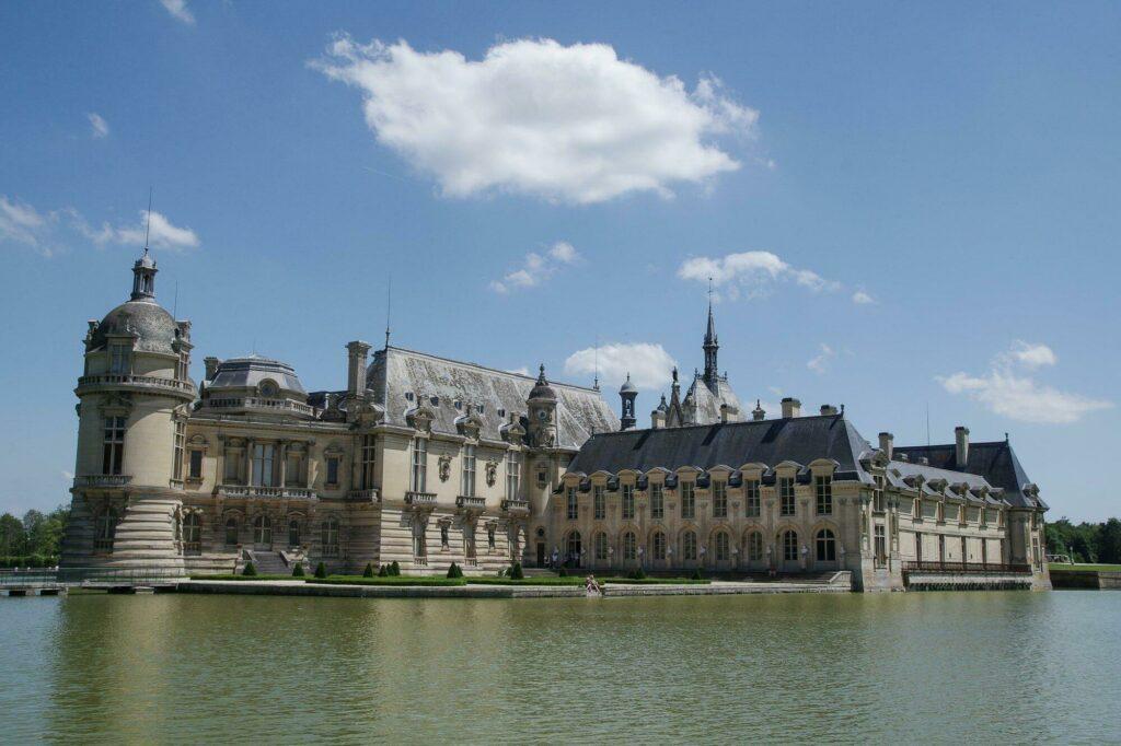 Le domaine de Chantilly dans l'Oise