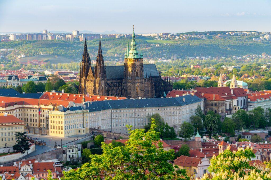 Château Royal de Prague