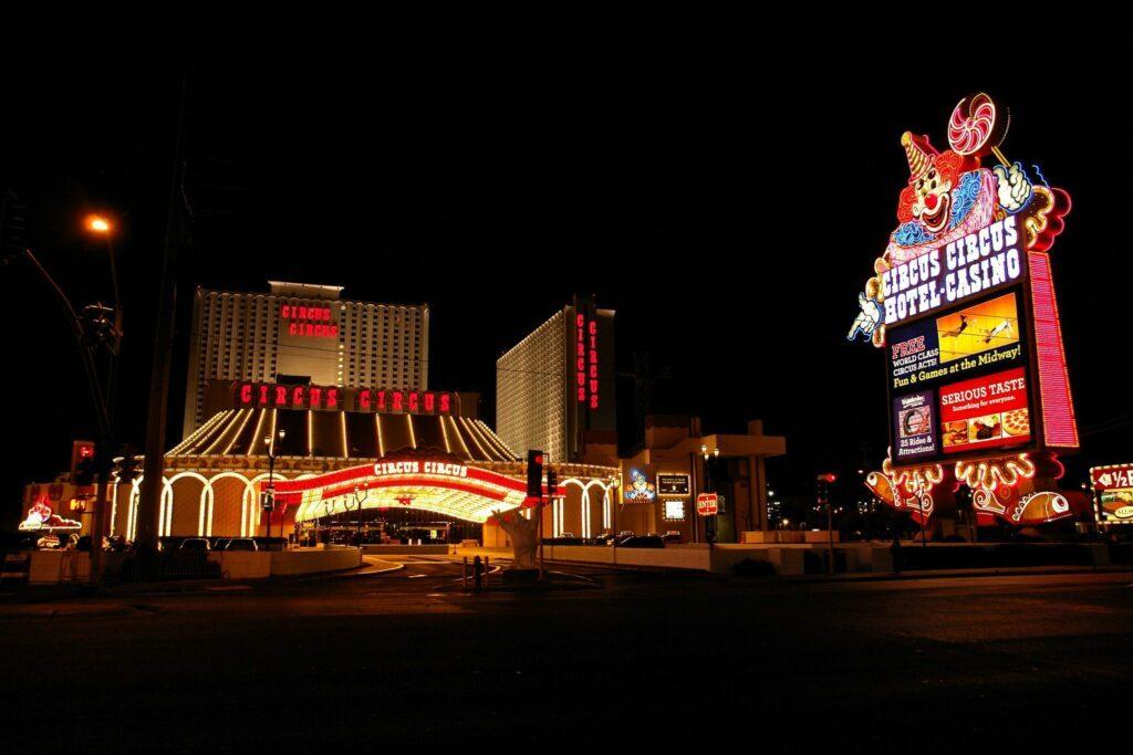 Circus Circus à Las Vegas