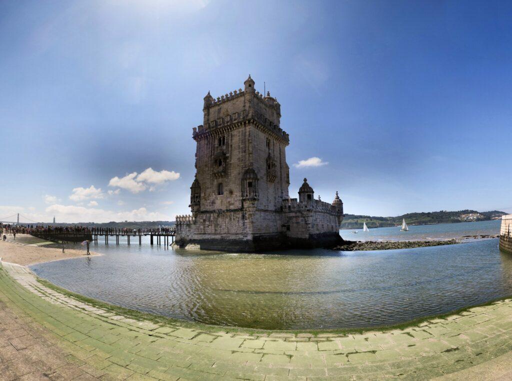 Lisbonne, Tour de Bélem