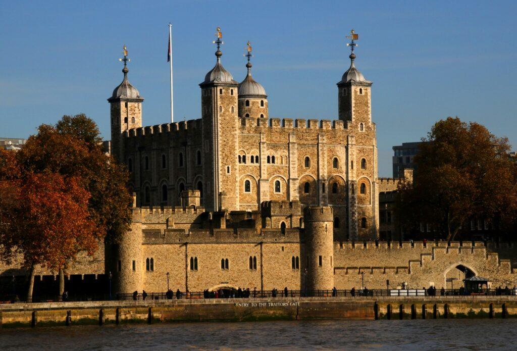 Londres, Tour de Londres