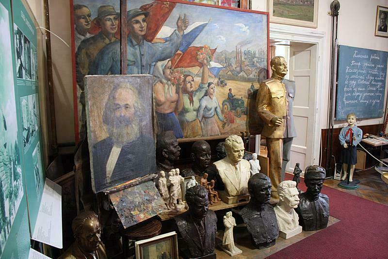 musée communisme Prague