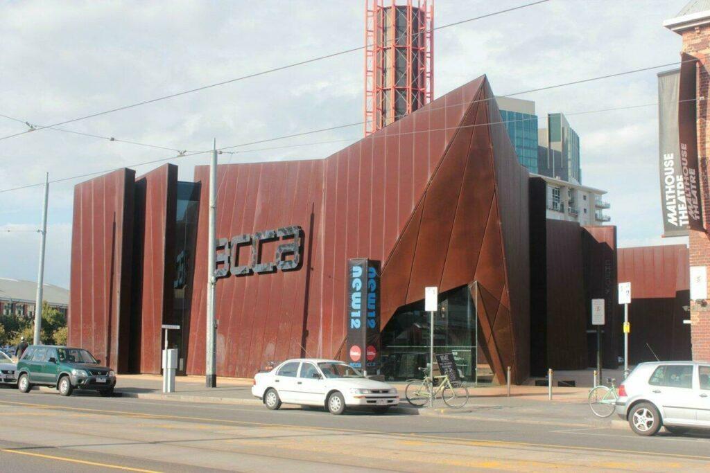 musée contemporain Melbourne