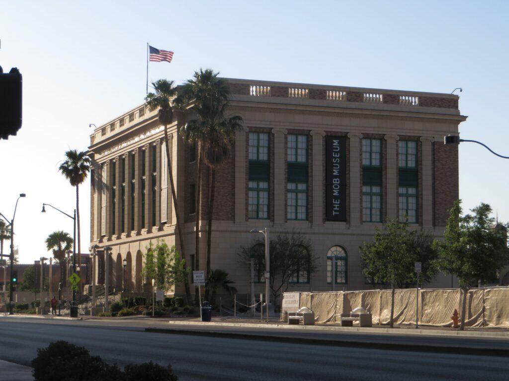 musée de la mafia à Las Vegas