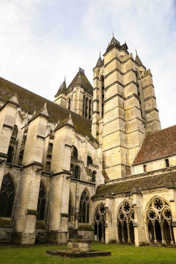 La cathédrale de Noyon