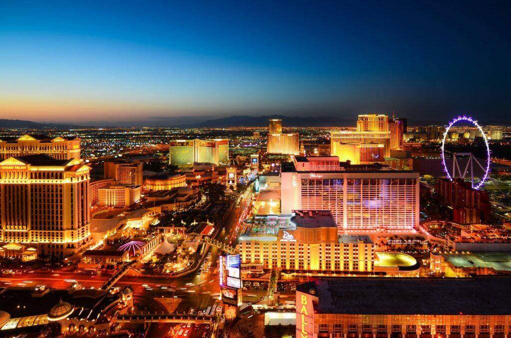 que faire à Las Vegas