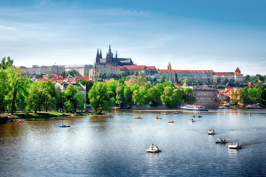 été à Prague