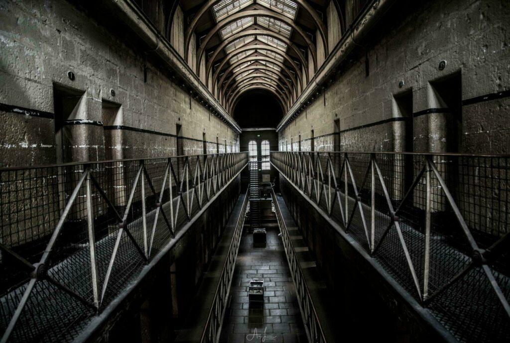prison Melbourne