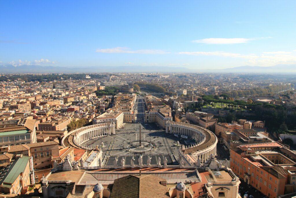 Rome, Cité du Vatican