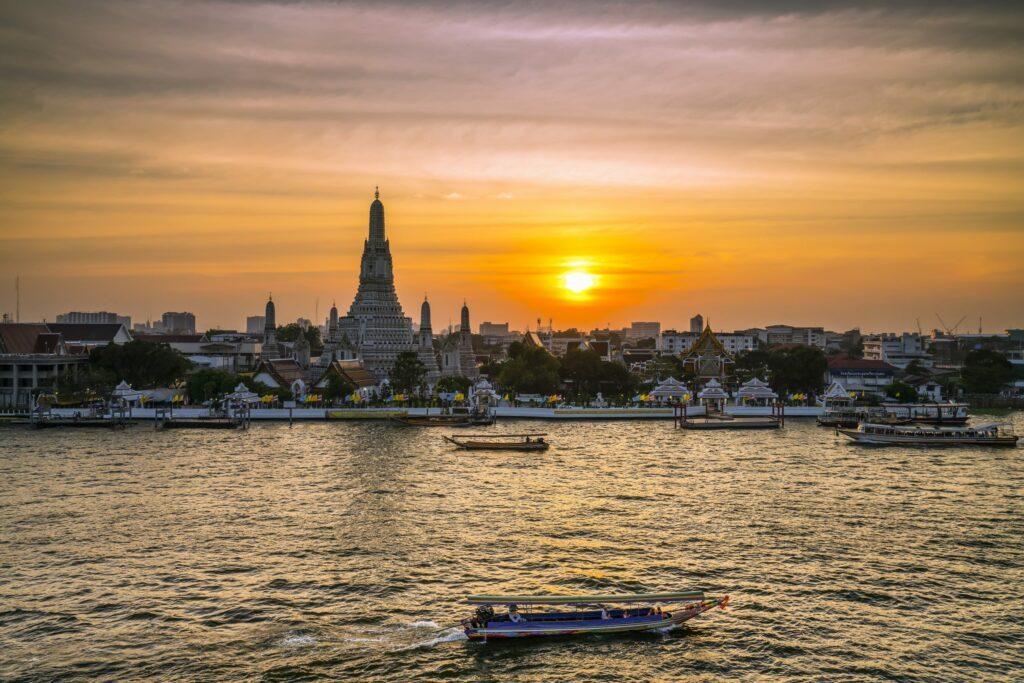 Thaïlande, Wat Arun