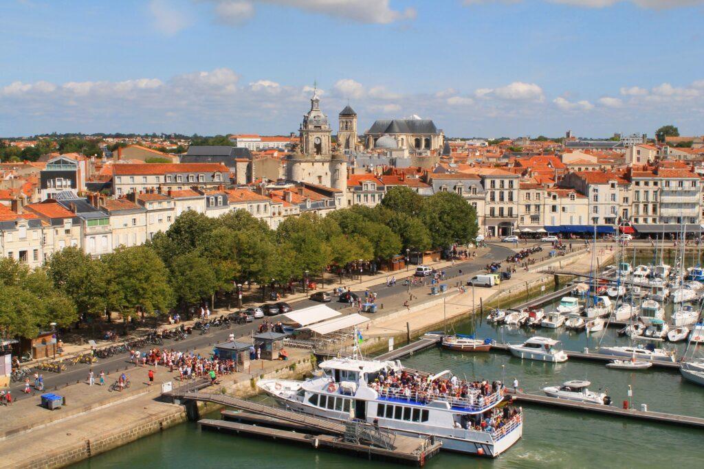 Vieux-port La Rochelle