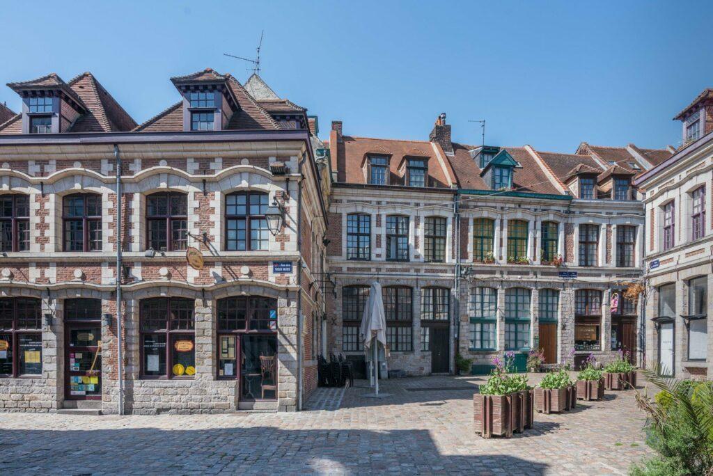 Visiter le Vieux-Lille