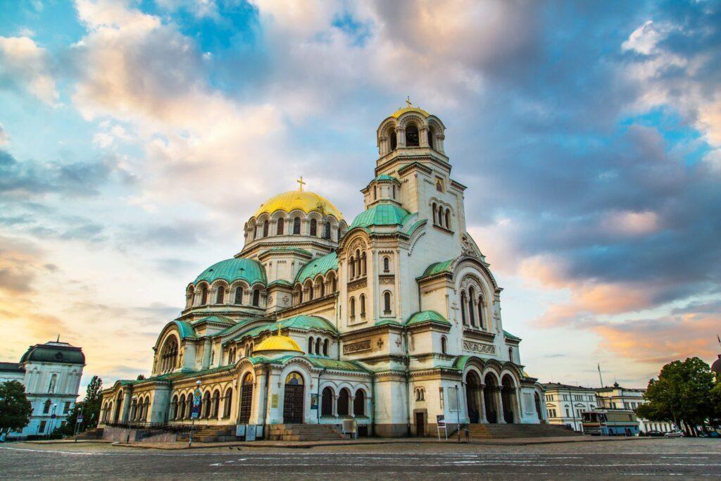Cathédrale Saint-Alexandre Nevski Sofia